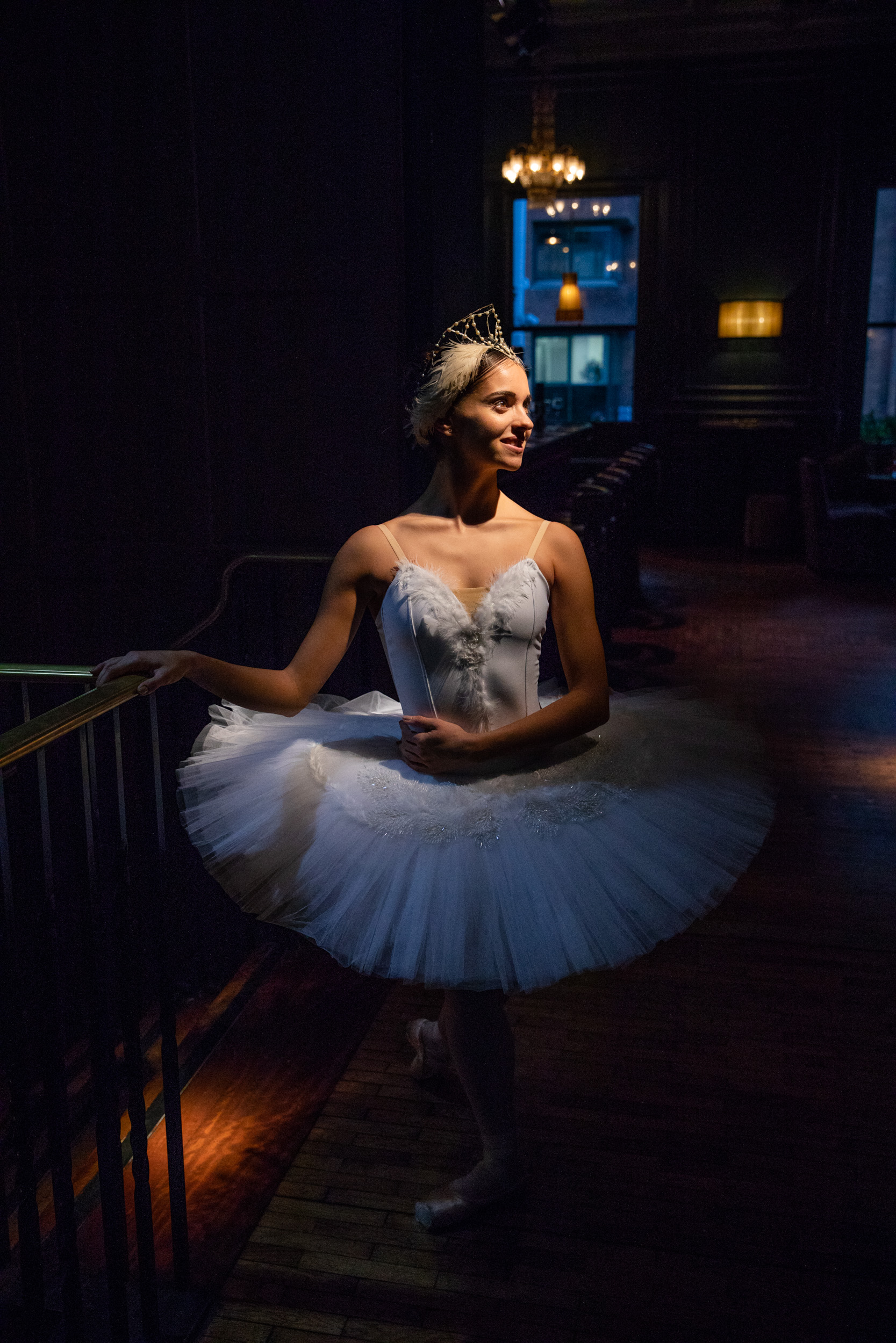 EY Ireland announces corporate sponsorship of Ballet Ireland's tour of Swan Lake. Photo by Naoise Culhane.